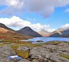 Beautiful Wast Water. by John Pickles
