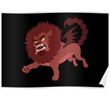 Mr. Manticore Poster