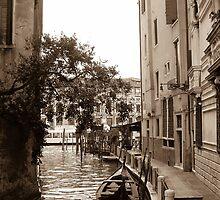 Empty Gondola  by stevenfotos