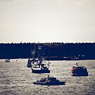 Boats by lumiwa