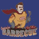 Captain Barbecue by kgullholmen