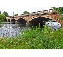Hyde Park Bridge Photographic Print