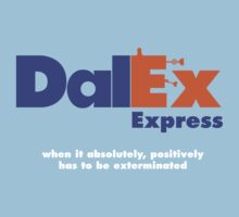 Dalex Express by B4DW0LF