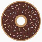 Chocolate Donut by edoc
