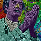 Timothy Leary by Culture Cloth Zinc Collection by CultureCloth