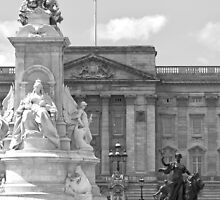 Buckingham (BW) by Adrian Alford Photography