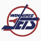 Winnipeg Jets hockey logos T-Shirts ,Stickers by boomer321sasha