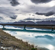 The Channel Bridge  by Wild Range Photography