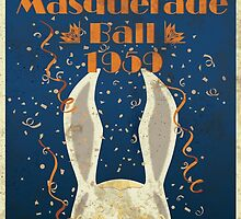 Rapture Masquerade Ball 1959 by colorsofmadness