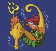 The Little Aquamaiden by coinbox tees