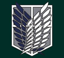 Survey Corps. Emblem by Pegasi Designs