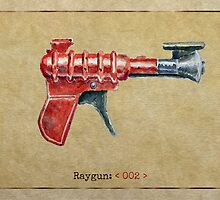 Raygun 002 by Garabating