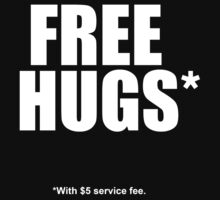 free hugs* by timothy hance