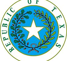 Texas Greens | State Seal | SteezeFactory.com by FreshThreadShop