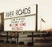 River Roads Mall at Jennings, MO - (1981)  by Dwaynep2010