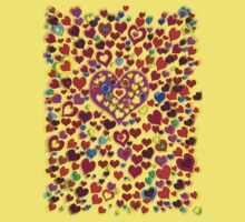 Hearts Galore !!! by TeaseTees