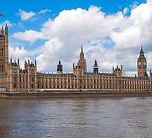 Palace of Westminster. by FER737NG