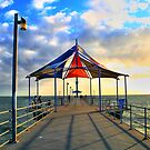 Brighton Beach, Adelaide by Kelvin  Wong