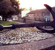 Anchor at Charlestown by Nicolem1988