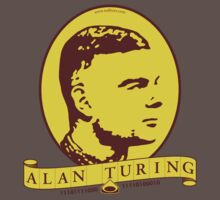 Alan Turing Kids Clothes