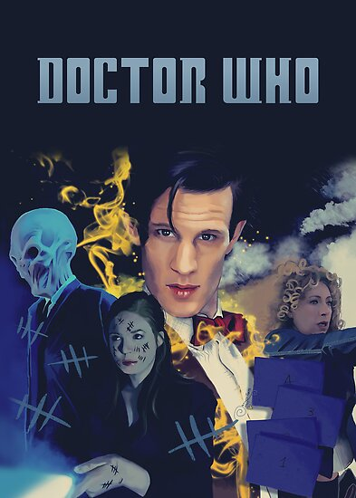 Doctor Who - season 6 by KanaHyde