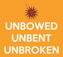 House Martell Unbowed Unbent Unbroken by Phaedrart