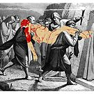 EL GRAN LINCHAMIENTO (the great lynching) by Alvaro Sánchez