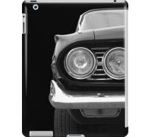 Old (black&white) iPad Case/Skin