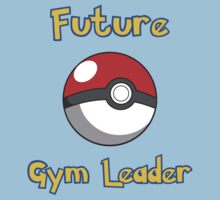 Future Gym Leader by FANATEE