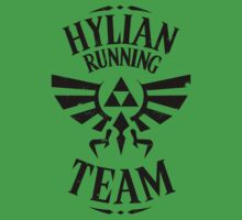 Hylian Running Team by Look Human