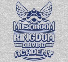 Mushroom Kingdom Driving Academy by Look Human