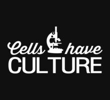 Cells have culture by trends