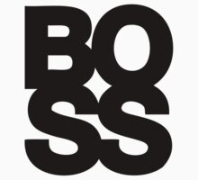 Boss by Maestro Hazer