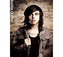 Kellin Quinn  Photographic Print