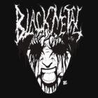 Black Metal Corpse by Luke Kegley