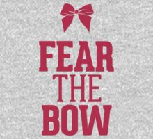 Fear the Bow Magenta Red Pink by RexLambo