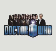 Doctor Who? by DaisyGraphics