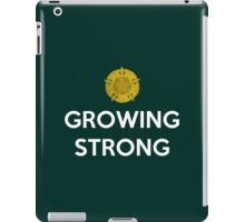House Tyrell Growing Strong iPad Case/Skin