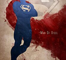 Man Of Steel by DigitalTheory