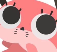 Pink Poochy Sticker