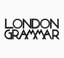 London Grammar by ernieandbert