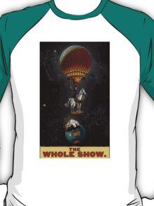 Tarot of the Zircus Magi - The World T-Shirt