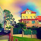 Kirribilli Fire Sky - Sydney- October 2013 by ShotsOfLove