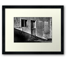 """Could Be An """"Oh Poop"""" Moment Framed Print"""