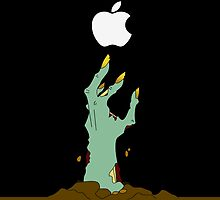 Zombie Hand  Want Apple by Alessandro Tamagni