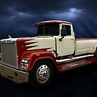 Mack Pickup Truck by Keith Hawley