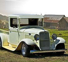 1932 Ford Pick Up by DaveKoontz