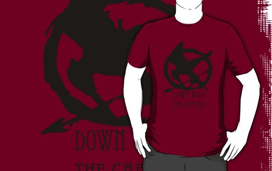 Down With - Mockingjay by HopeWontFade