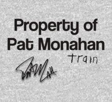 Property Of Pat Monahan - Train by ILoveTrain