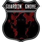 Guardin gnome by puppaluppa